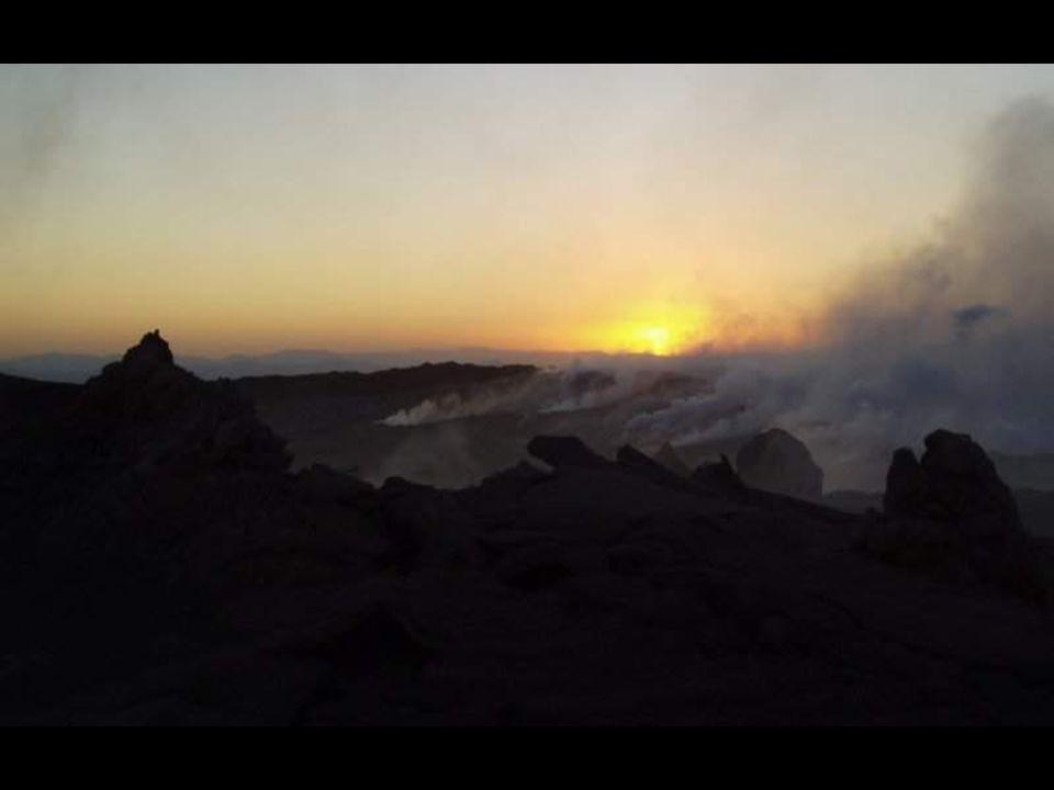 Dallol je nejteplejší místo na zemi.
