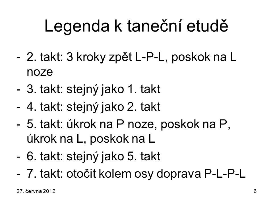 Legenda k taneční etudě -8.
