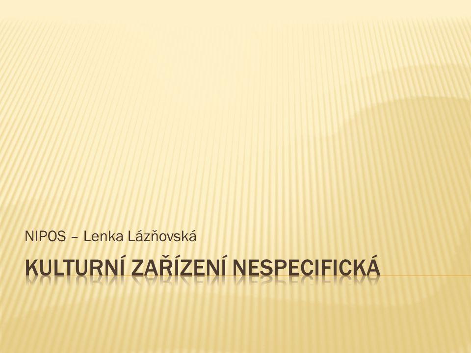 NIPOS – Lenka Lázňovská