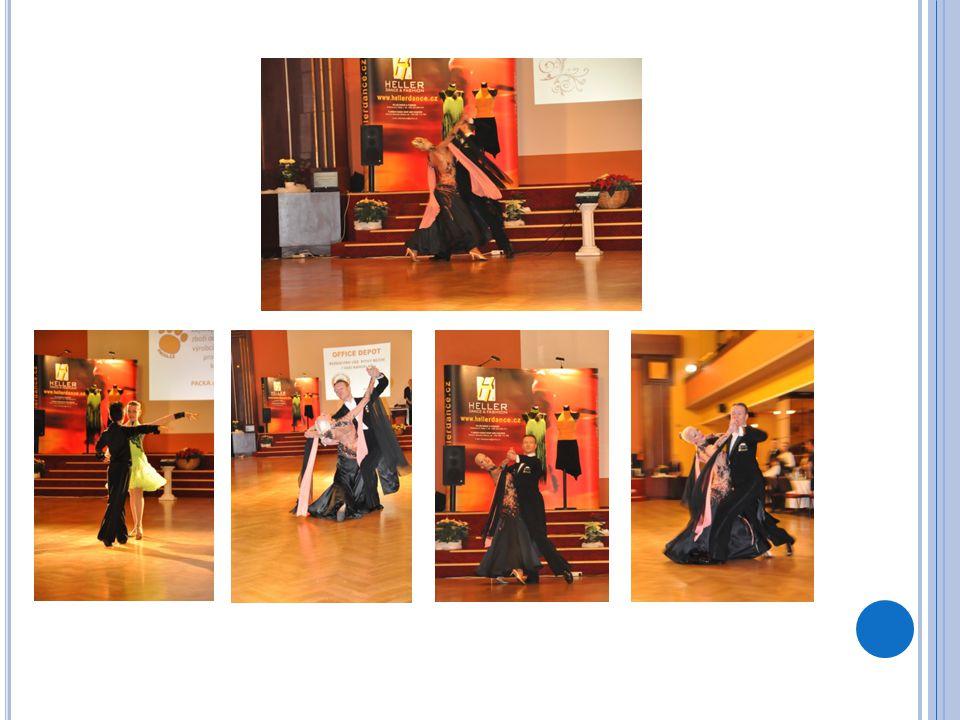 R ADIOPALÁC OPĚT TANČÍ Na Benefičním večeru pro Radiopalác s podtitulem Radiopalác opět tančí se prezentovaly přední české taneční školy a kluby.