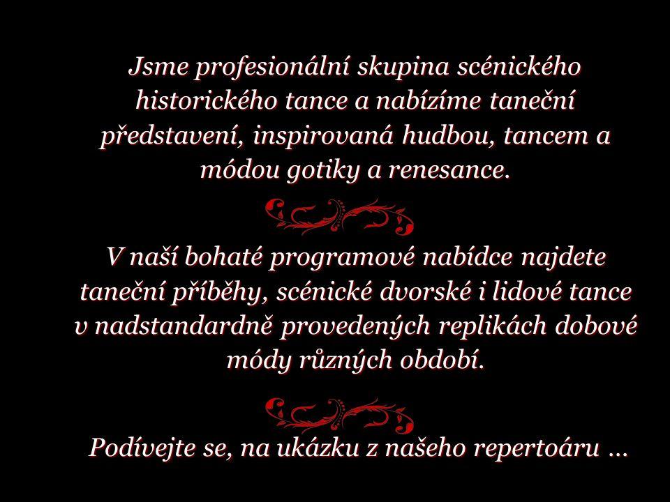 Umělecká vedoucí: Martina Olejárová Kontakt: Tel.