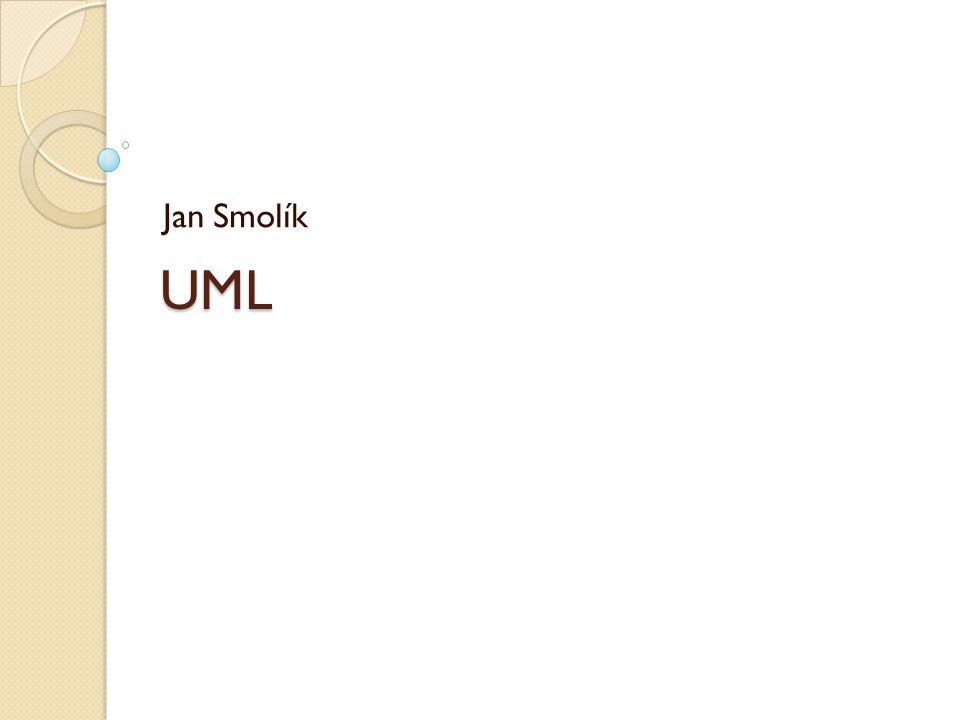 UML Jan Smolík