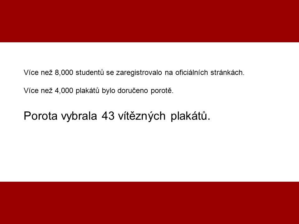 Více než 8,000 studentů se zaregistrovalo na oficiálních stránkách.