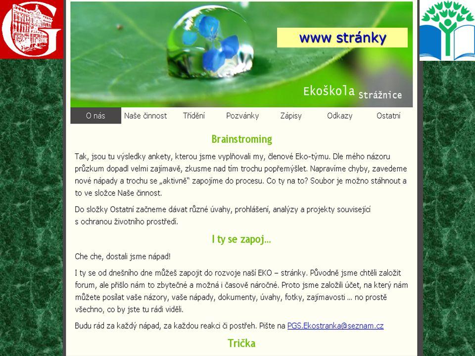 www stránky