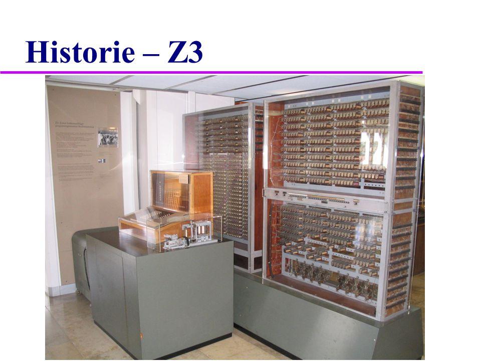 Historie – Z3