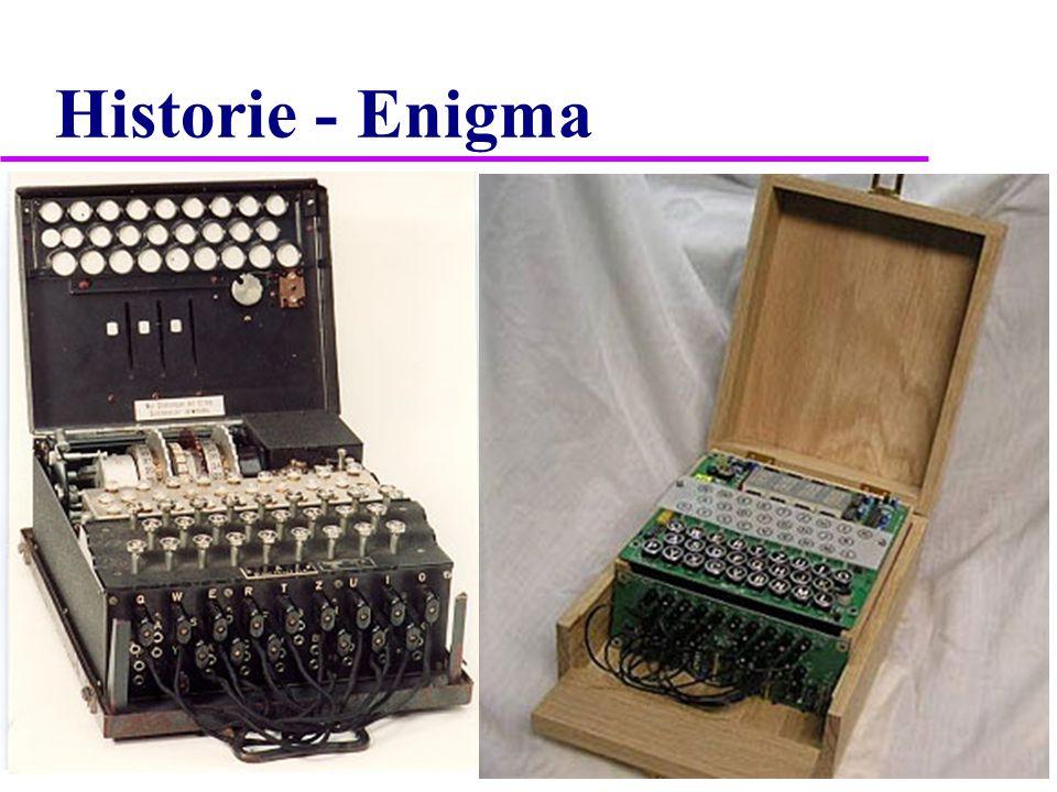 Historie - Enigma