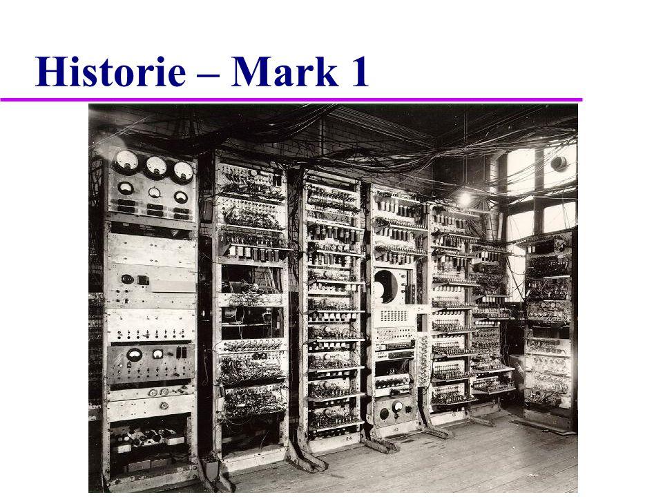 Historie – Mark 1