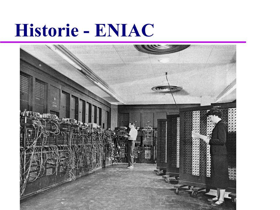 Historie - ENIAC