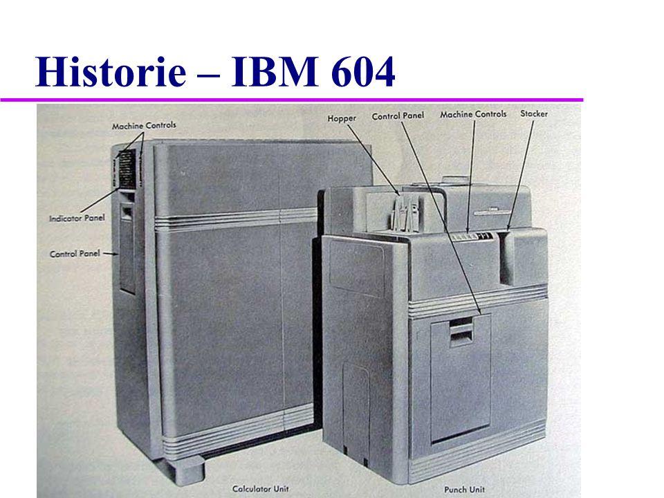 Historie – IBM 604