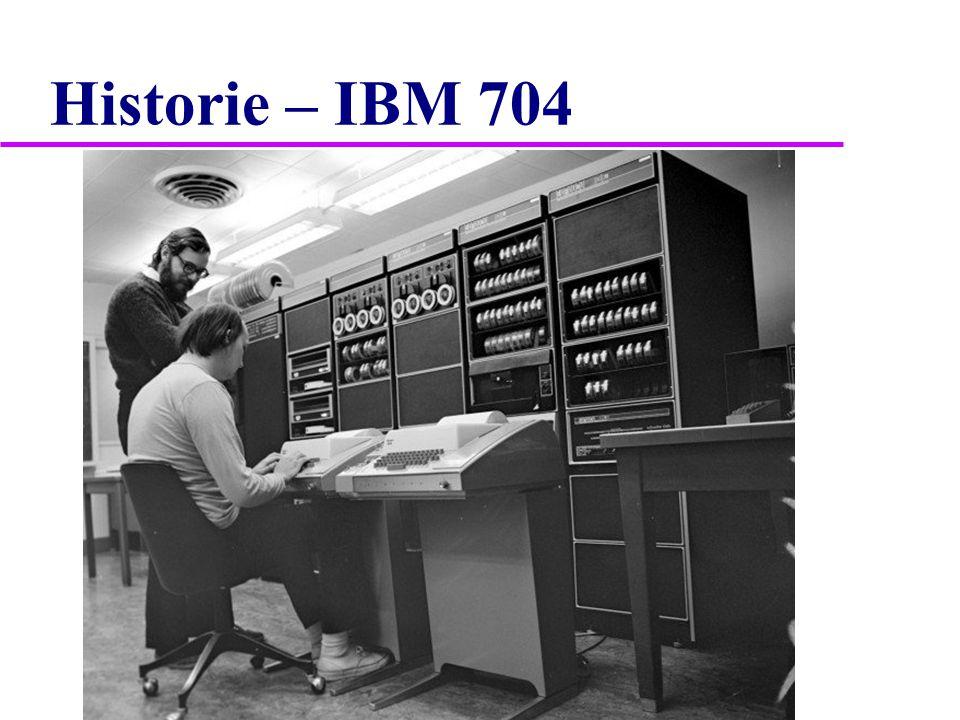 Historie – IBM 704