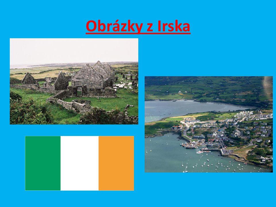 Obrázky z Irska