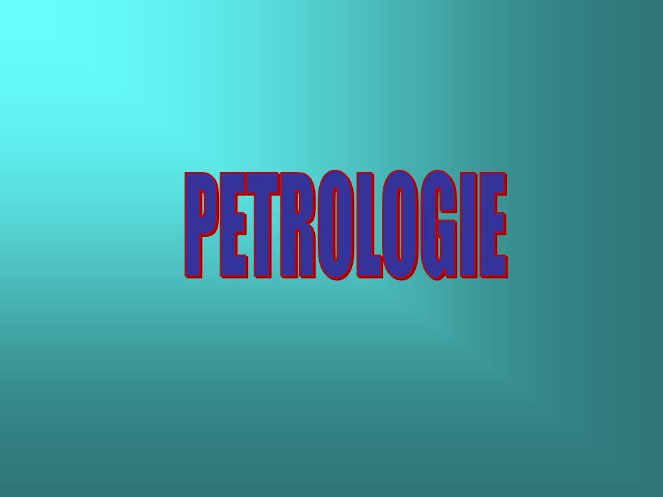 PETROLOGIE nauka o horninách zkoumá vznik, vlastnosti a výskyt hornin hornina – různorodá neústrojná přírodnina, nedá se vyjádřit vzorcem tvořena nerosty litosféra – horninový obal (kamenný) Horninotvorné minerály: živce, křemen, slídy, amfibol, olivín,augit,kalcit, granáty