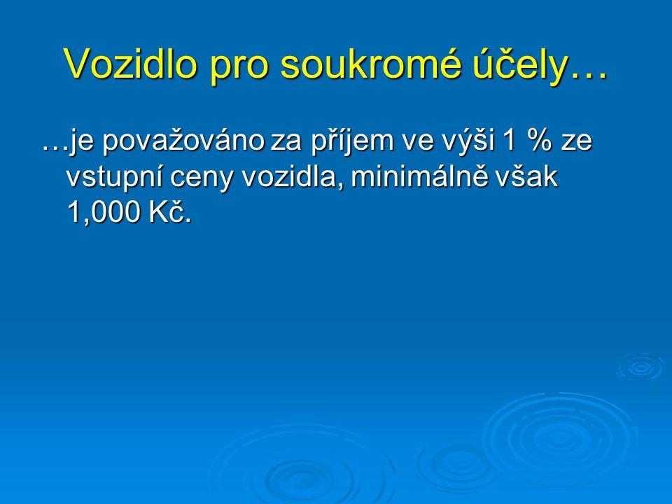 Příklad 2 – výpočet záloh na DPFO Zadání: Daňový subjekt pan Karel Vopička je zaměstnán jako zedník ve společnosti Zedník Mizera, s.r.o.