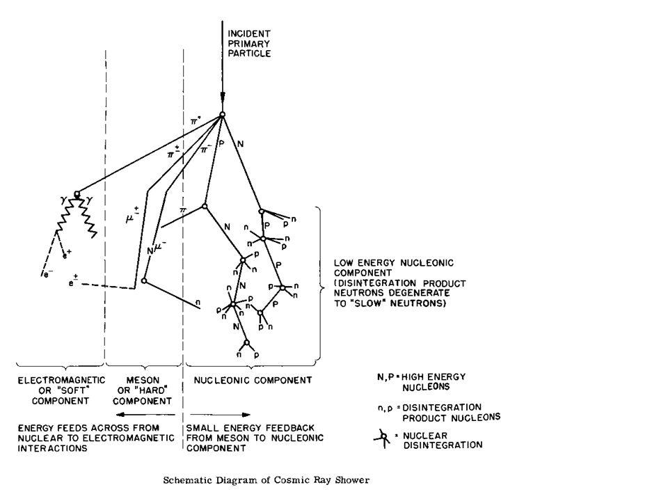 Vizualizace částic Kosmické záření ,p +,e -,  - Rozpady mionů Vlastní radioaktivita vzorku Comptonovy elektrony