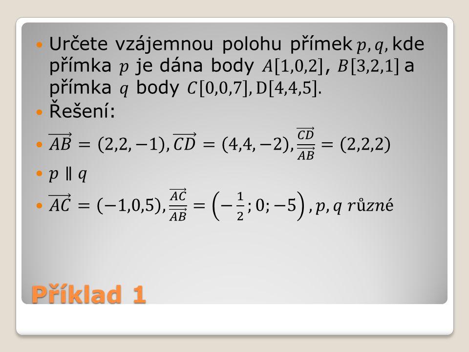Příklad 2