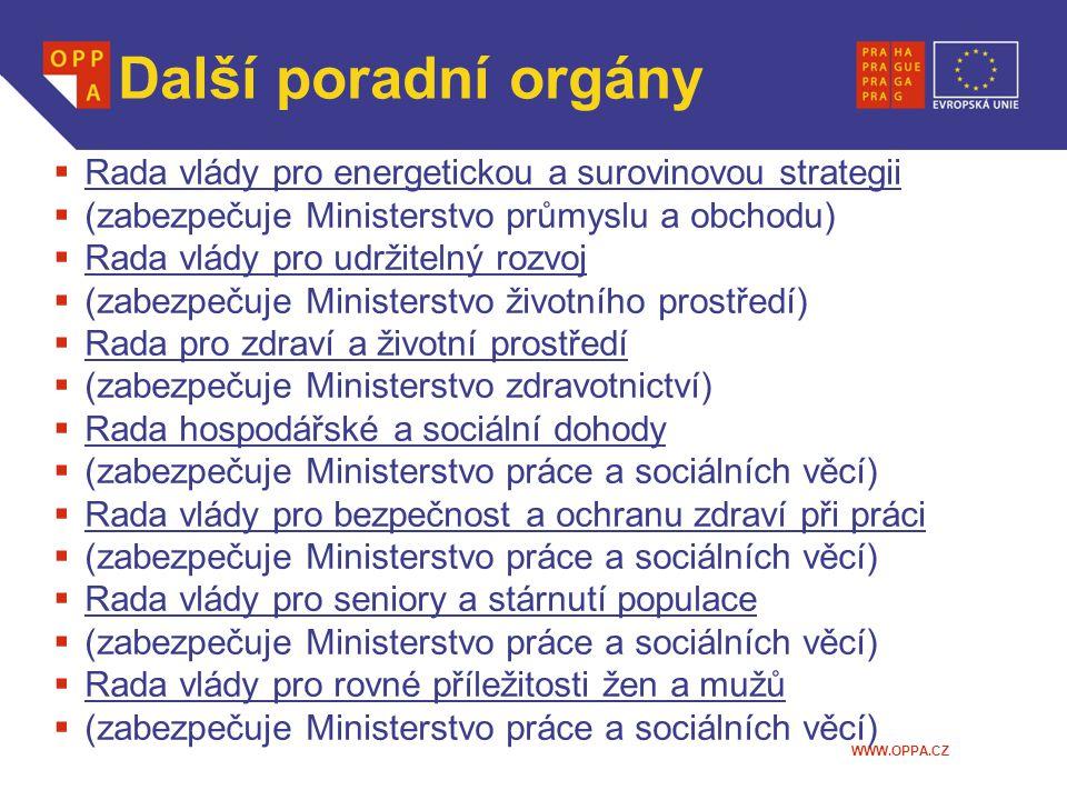 WWW.OPPA.CZ Vztah k PS  Příprava  Parlamentní tajemník  Zařazení bodu  Zástup  Výbory/podvýbory (HV)  Lobbing