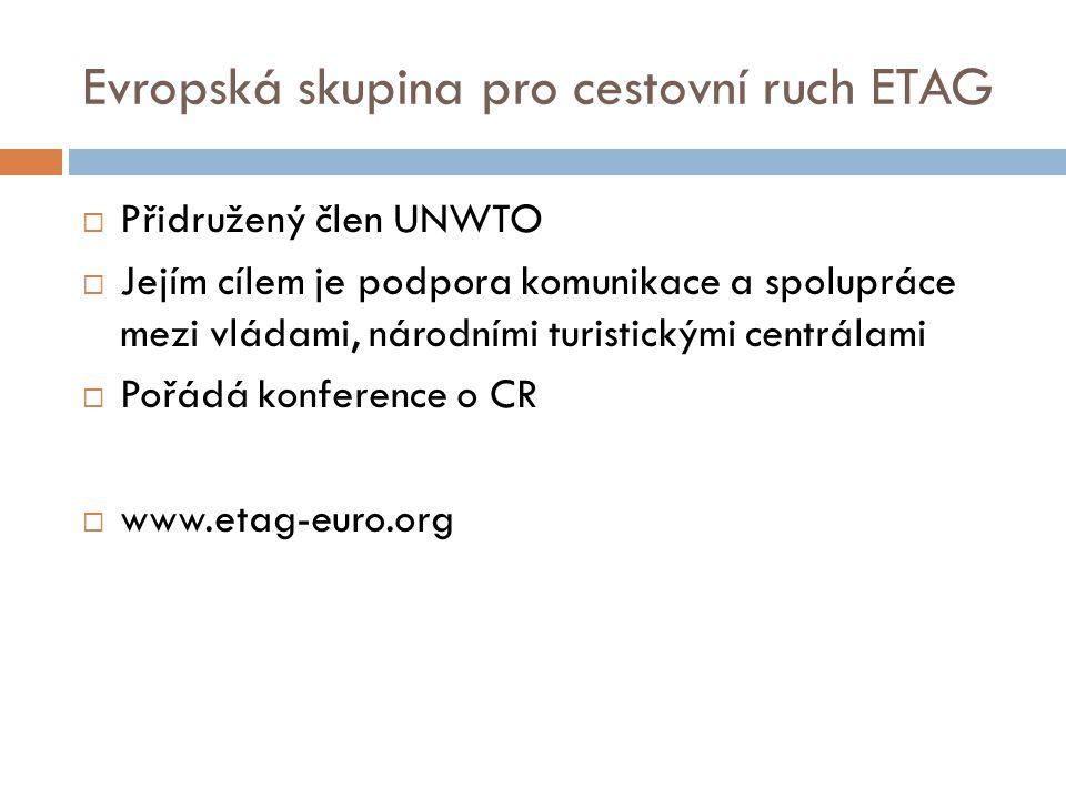 Evropský svaz odborníků CR EUTO  Podporuje koordinaci spolupráce a zvyšování úrovně vzdělávání pracovníků v CR  www.euto.org
