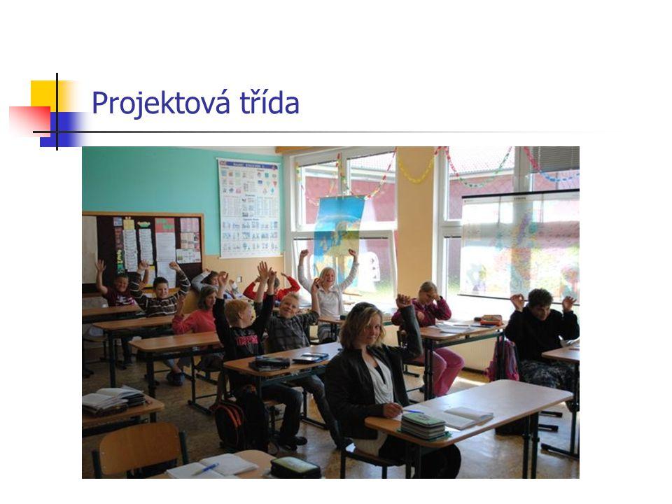 Projektová třída