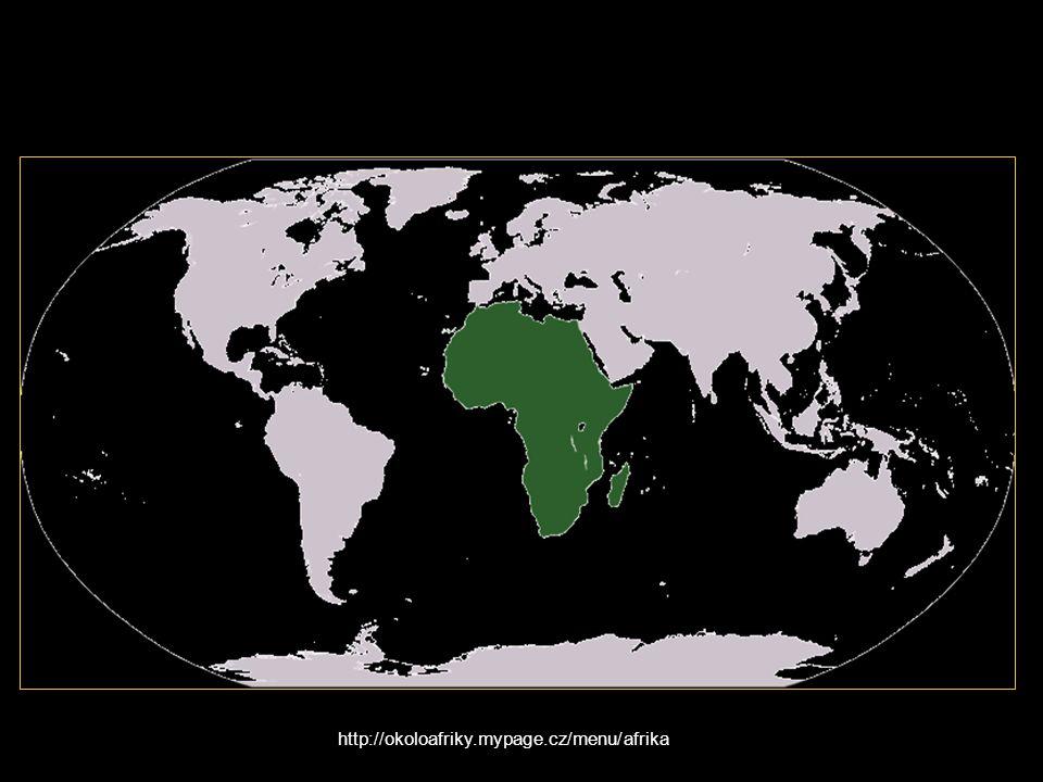 http://okoloafriky.mypage.cz/menu/afrika