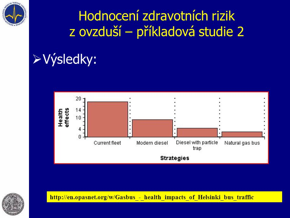  Výsledky: http://en.opasnet.org/w/Gasbus_-_health_impacts_of_Helsinki_bus_traffic