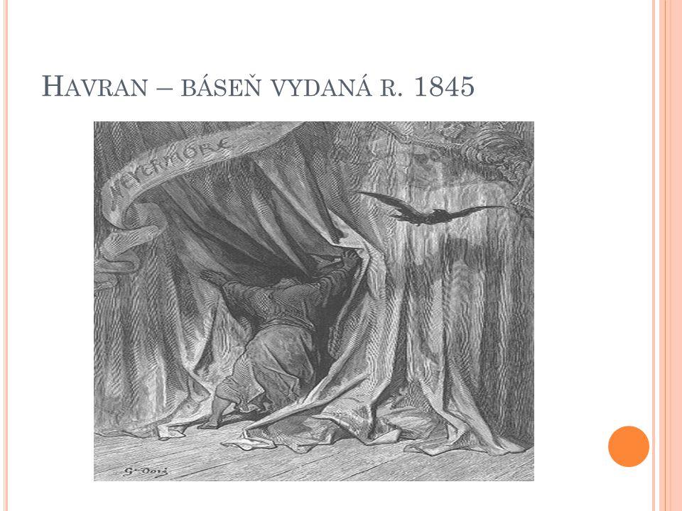 H AVRAN – BÁSEŇ VYDANÁ R. 1845