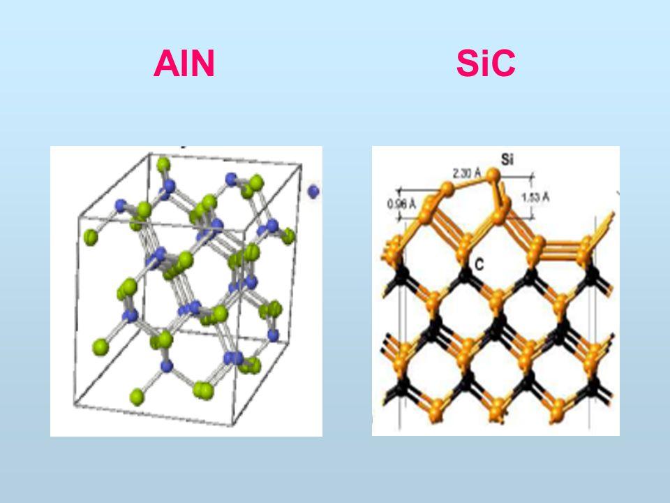 Vrstevnaté krystaly Krystaly tvořeny vrstvami kovalentně vázaných atomů, mezi vrstvami jsou van der Waalsovy vazby.