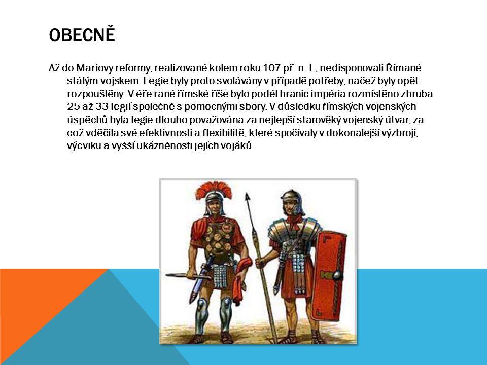 ZDROJE: http://lipinafrantisek.webnode.cz/news/rimsti-legionari/ http://cs.wikipedia.org/wiki/Julius_Caesar
