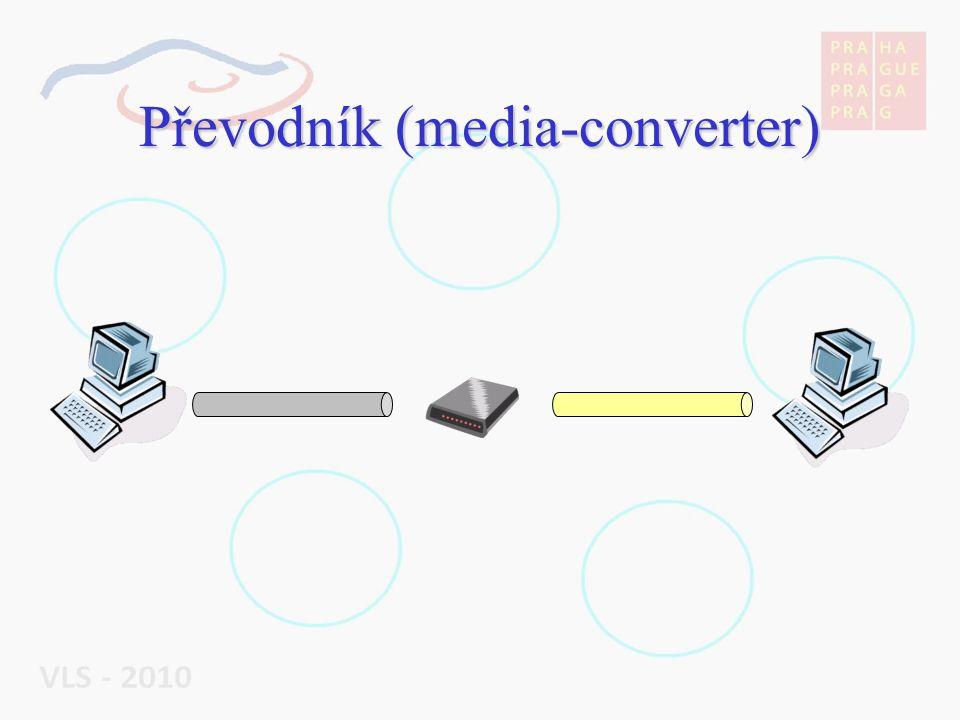 Převodník (media-converter)