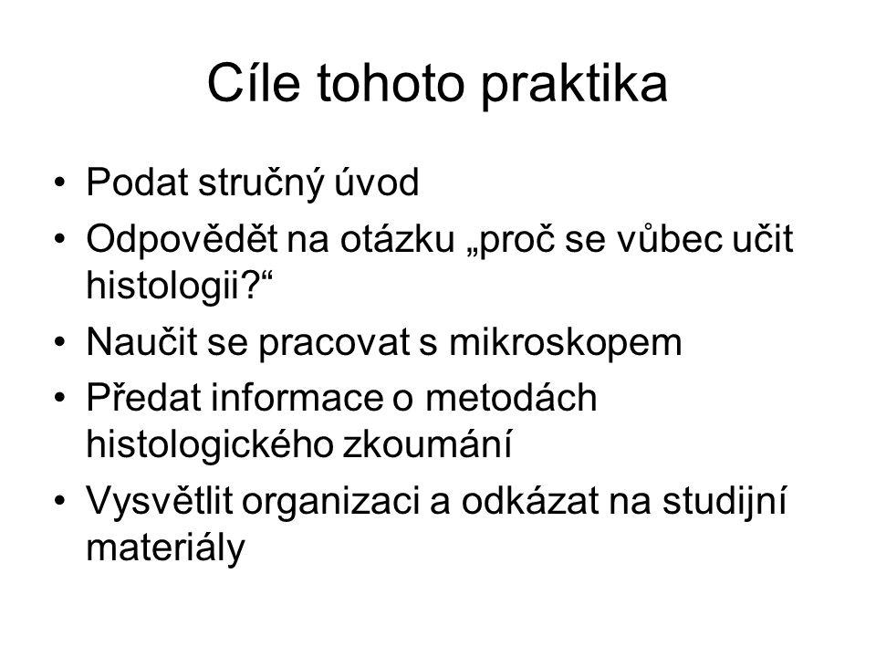 1.Co je to histologie.