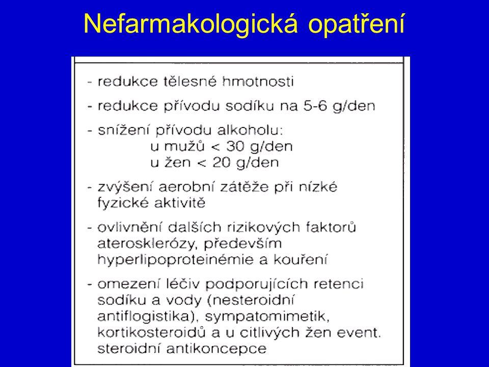 Nefarmakologická opatření