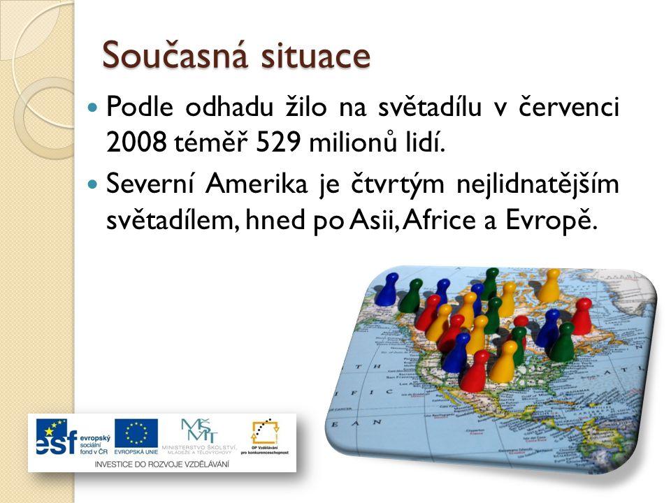 Úkoly II: Jaké jsou v Severní Americe nejpoužívan ě jší jazyky.