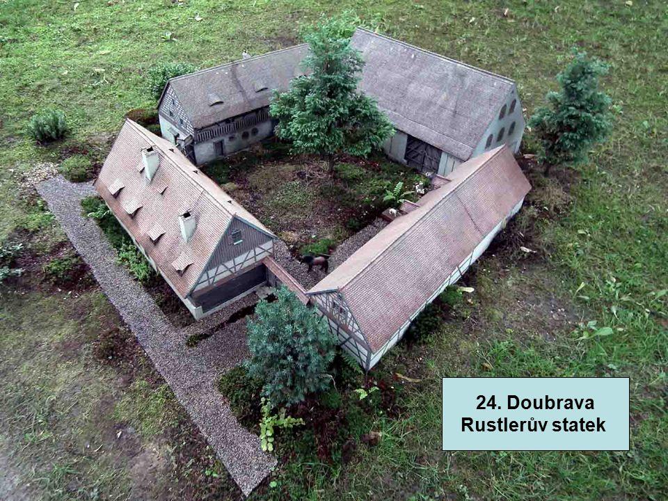 23. hrad Kokořín