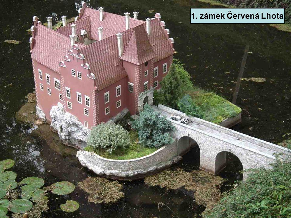 8. Přemyslovský hrad Plzeň