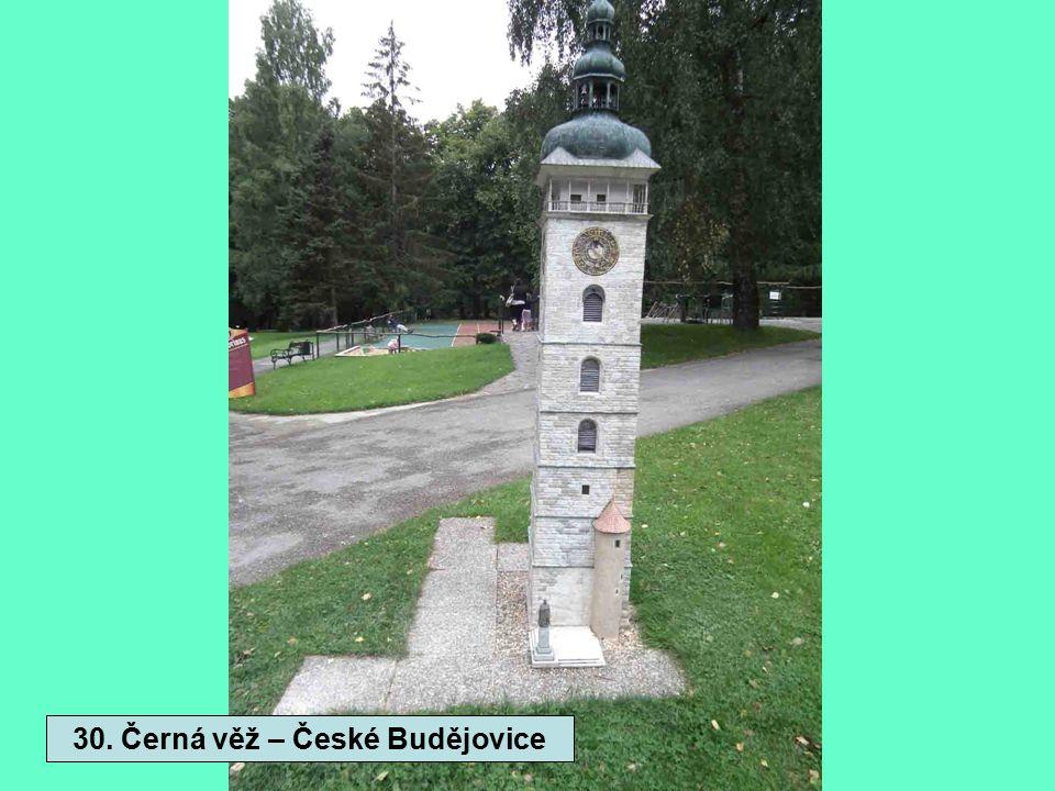 29. zámek Český Krumlov
