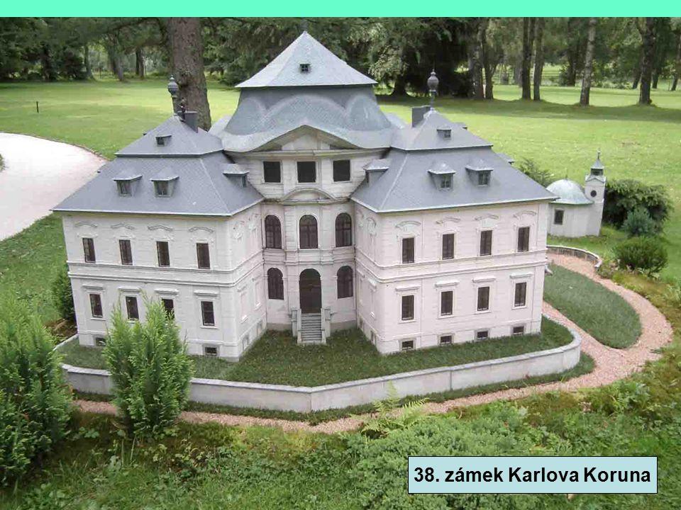 zámek Bečov nad Teplou