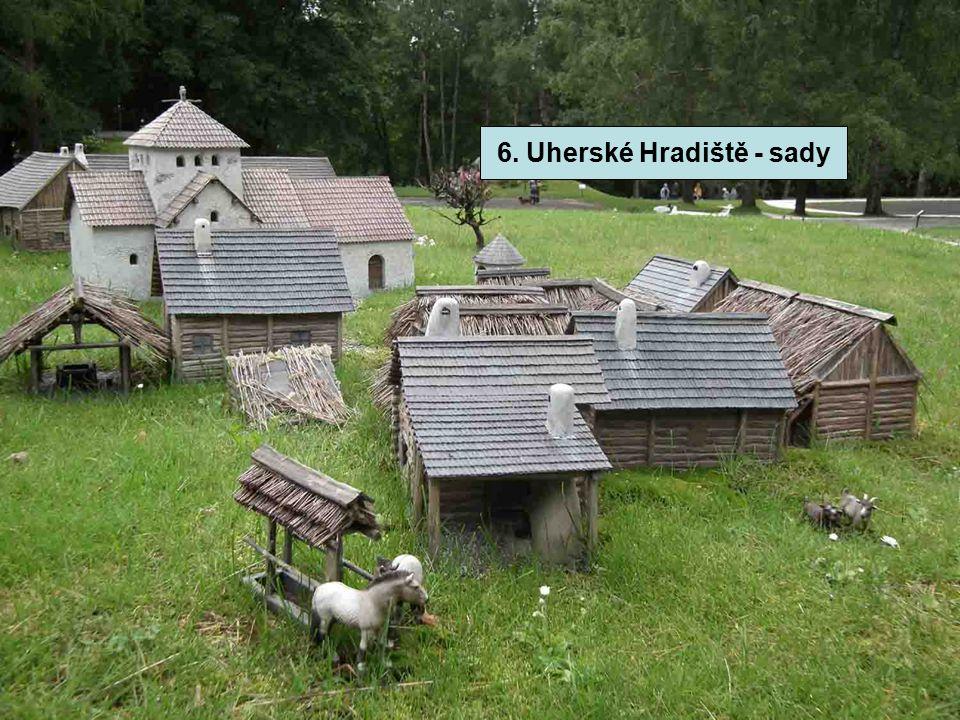 6. Uherské Hradiště - sady