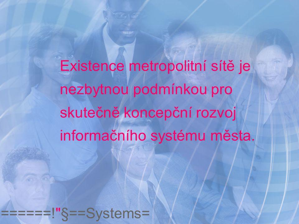 ======! §==Systems= Convergence is our business.Děkuji za pozornost.