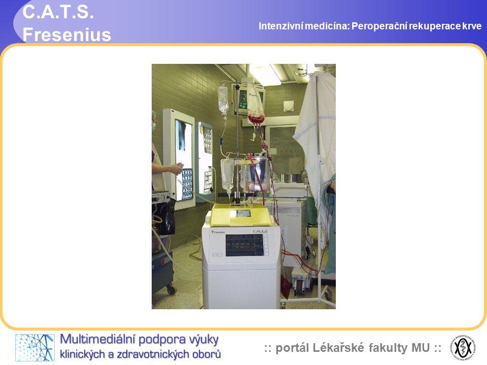 :: portál Lékařské fakulty MU :: C.A.T.S.