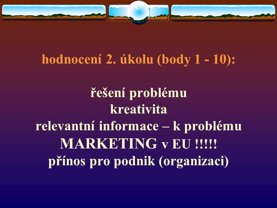 hodnocení 2.