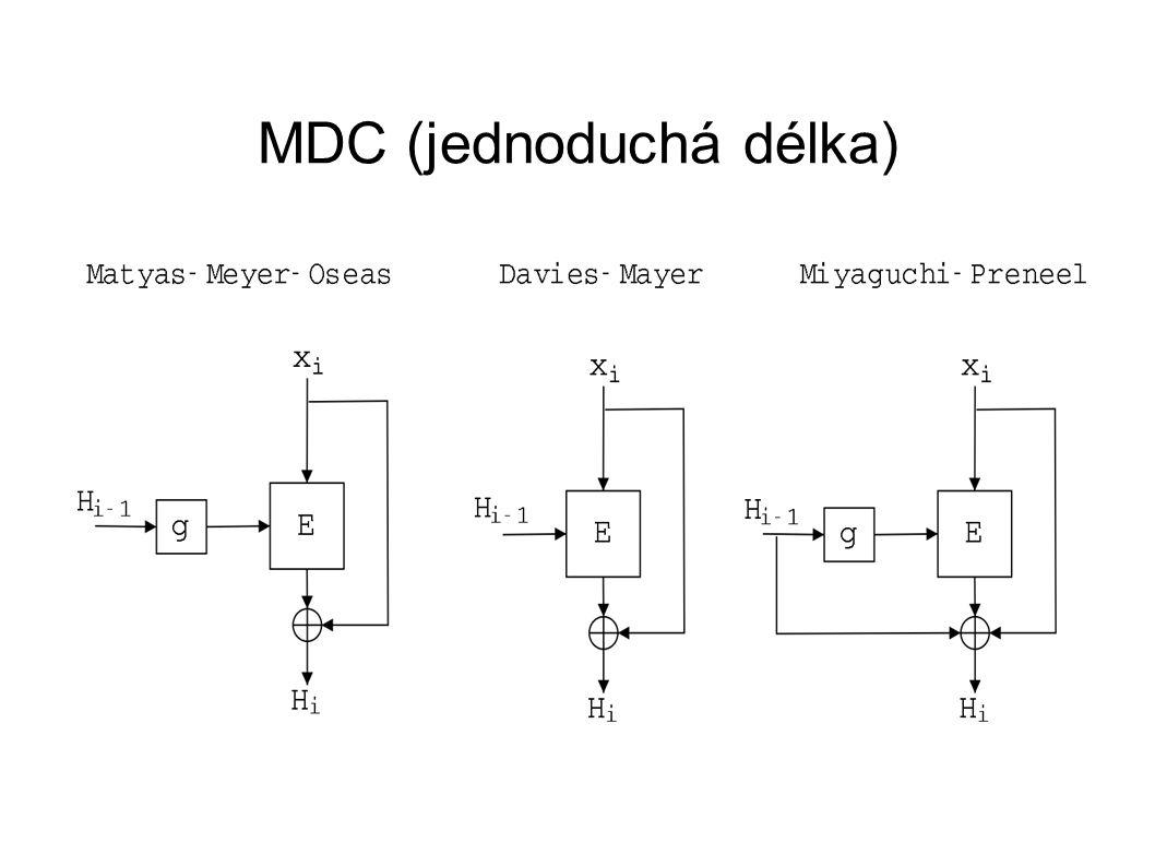 MDC (jednoduchá délka)