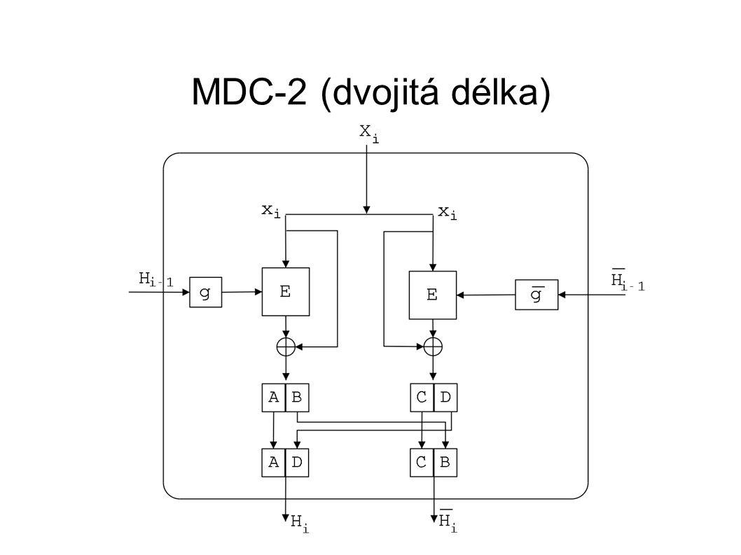MDC-2 (dvojitá délka)