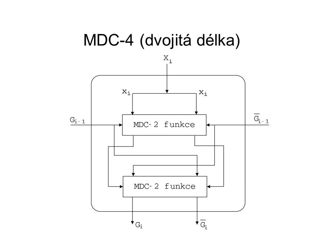 MDC-4 (dvojitá délka)