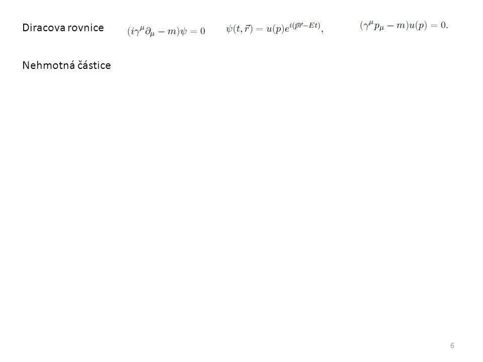 17 Rozpady mezonů K~ 63 % Proč? Silně potlačené Přechody s ΔS = 0 přechody s Δ=1