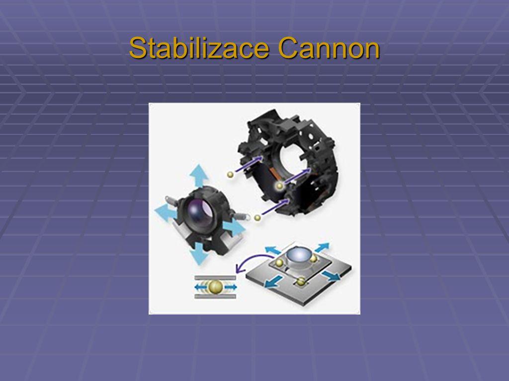 Stabilizace Cannon