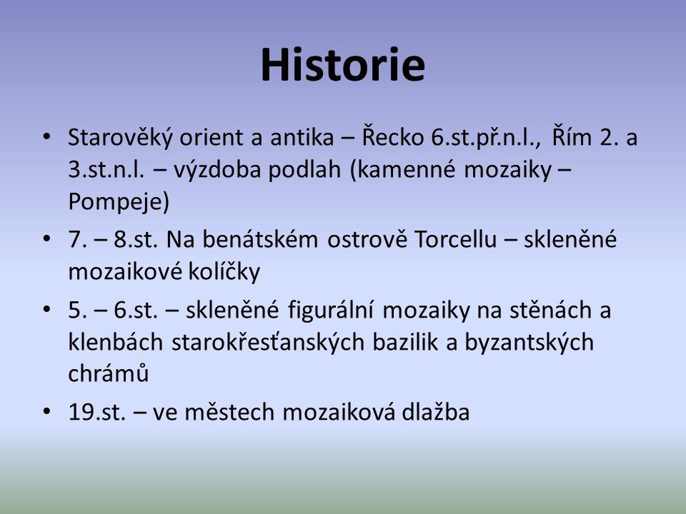 Historie Starověký orient a antika – Řecko 6.st.př.n.l., Řím 2.