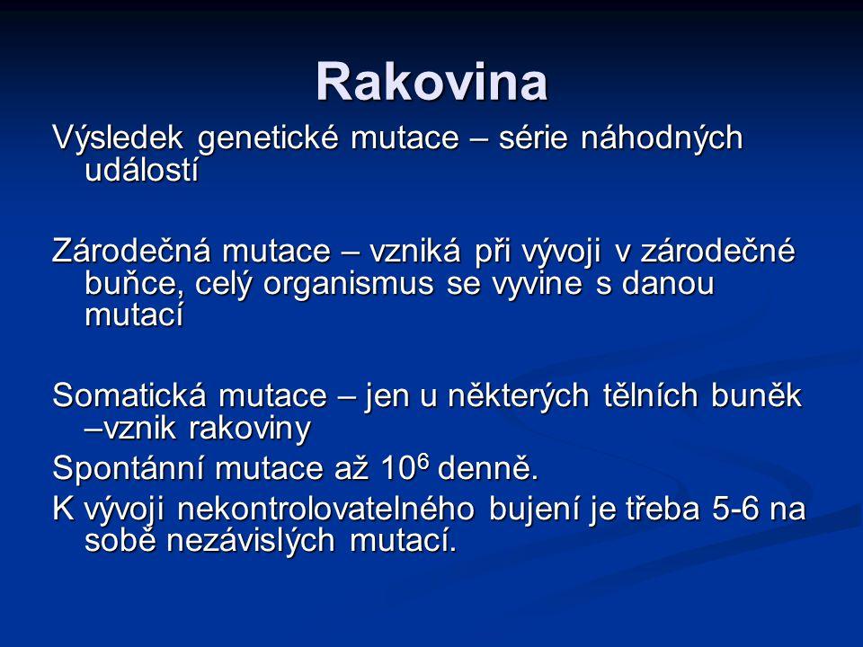 Nejčastější solidní nádory u českých žen 1.nádory prsu 2.