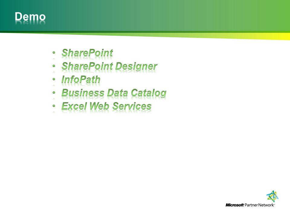 Pro vývoj Široké možnosti využití Nástroje a standardy Integrace systémů a aplikací Pro uživatele Známé prostředí – webový prohlížeč Dostupnost informací a aplikací Pro správce Flexibilní správa Integrace s infrastrukturou (Active Directory, komunikační řešení, LOB aplikace)