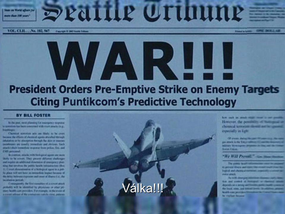 Válka!!!
