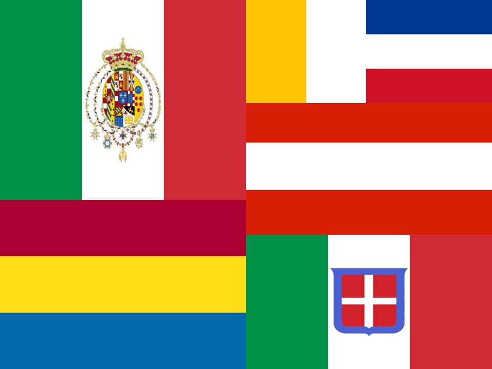 Camillo Benso di Cavour Ministerský předseda 1810-1861 Snažil se osvobodit sever Itálie od nadvlády Rakouska-1859 podařilo se mu k Sardinskému království připojit Lombardii, Parmu, Modenu a Toskánsko