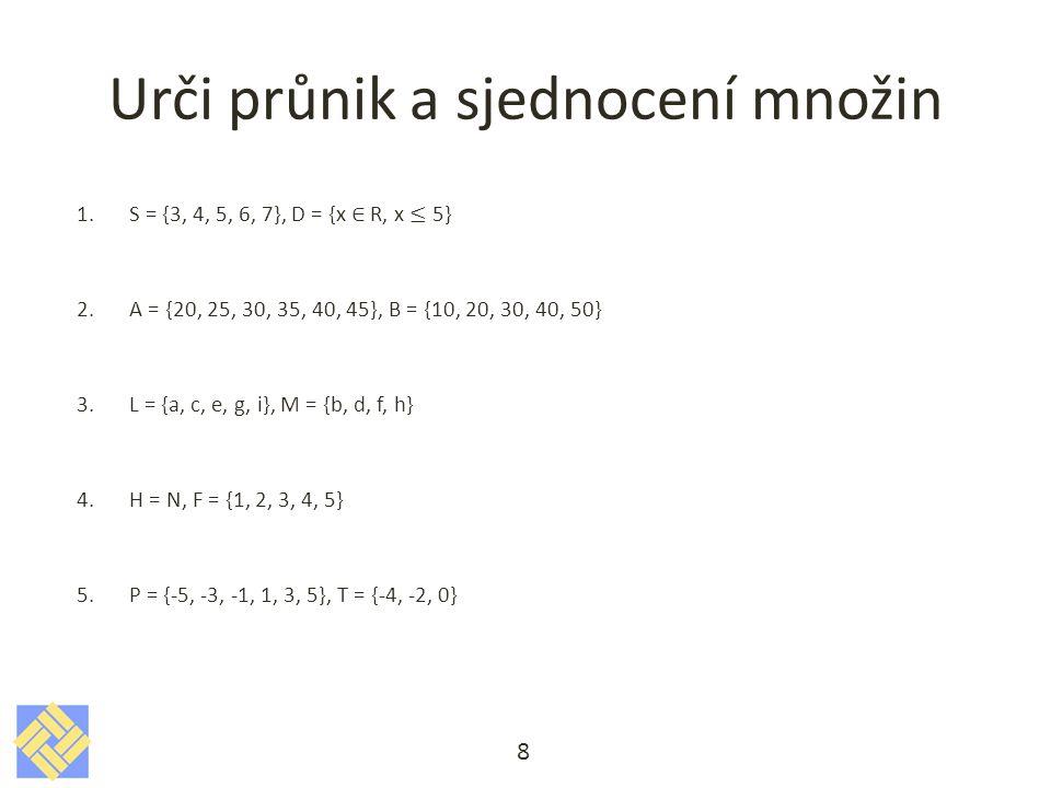 Řešení 9
